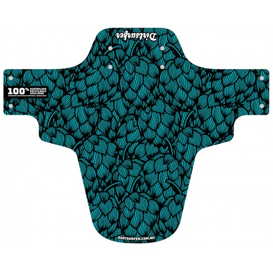 Hops Turquoise mudguard