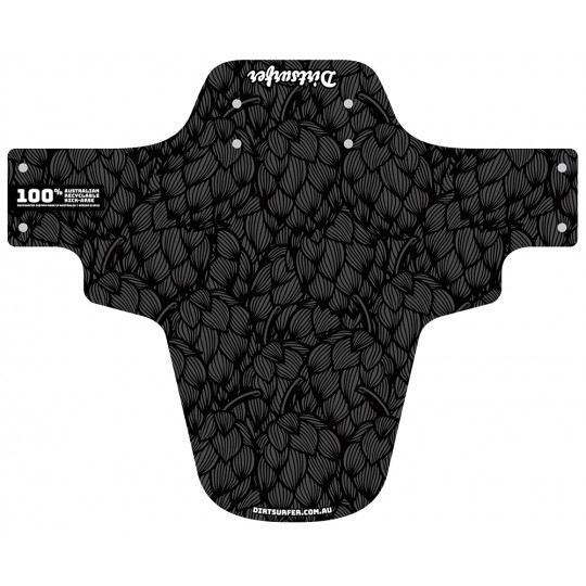 Hops Black mudguard