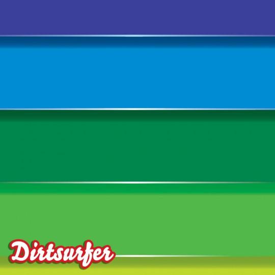 Rainbow mudguard