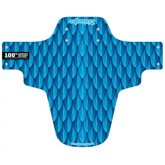 Scales Blue mudguard