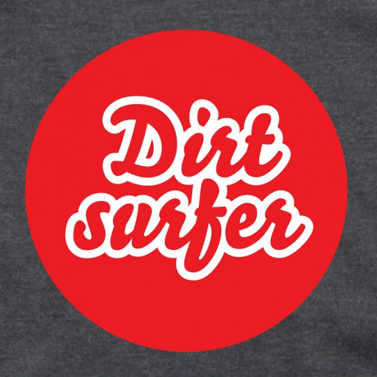 Dirtsurfer Logo T-Shirt Number 2