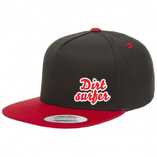 Dirtsurfer Podium Cap