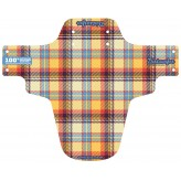 Plaid to the Bone 3 mudguard