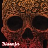 Carved Skull mudguard